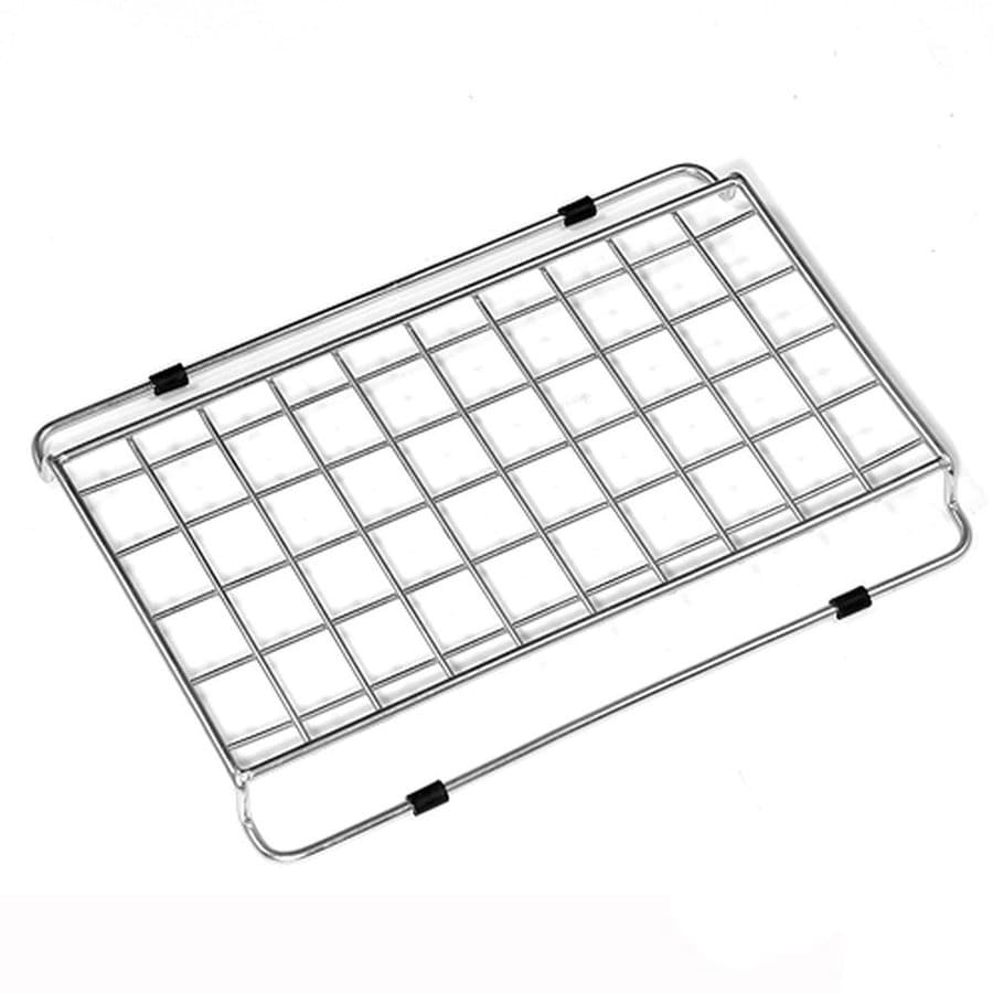 HOUZER 12-in W x 8.5-in L x 1-in H Metal Drip Tray