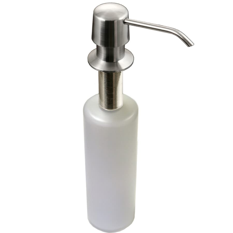 HOUZER Preferra Stainless Steel Soap and Lotion Dispenser