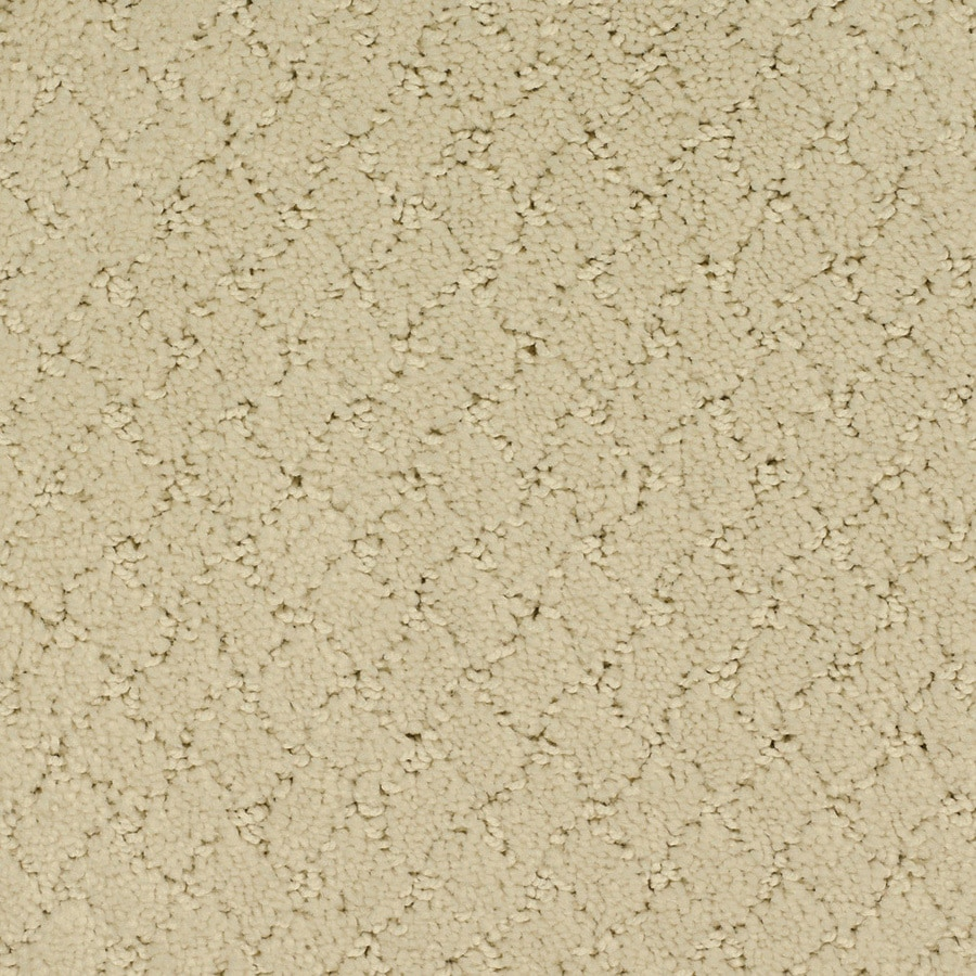 STAINMASTER TruSoft Galesburg Yellow/Gold Interior Carpet