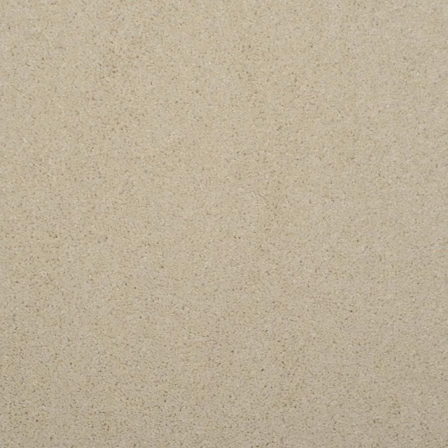 STAINMASTER TruSoft Luminosity 12-ft W x Cut-to-Length Cream/Beige/Almond Textured Interior Carpet