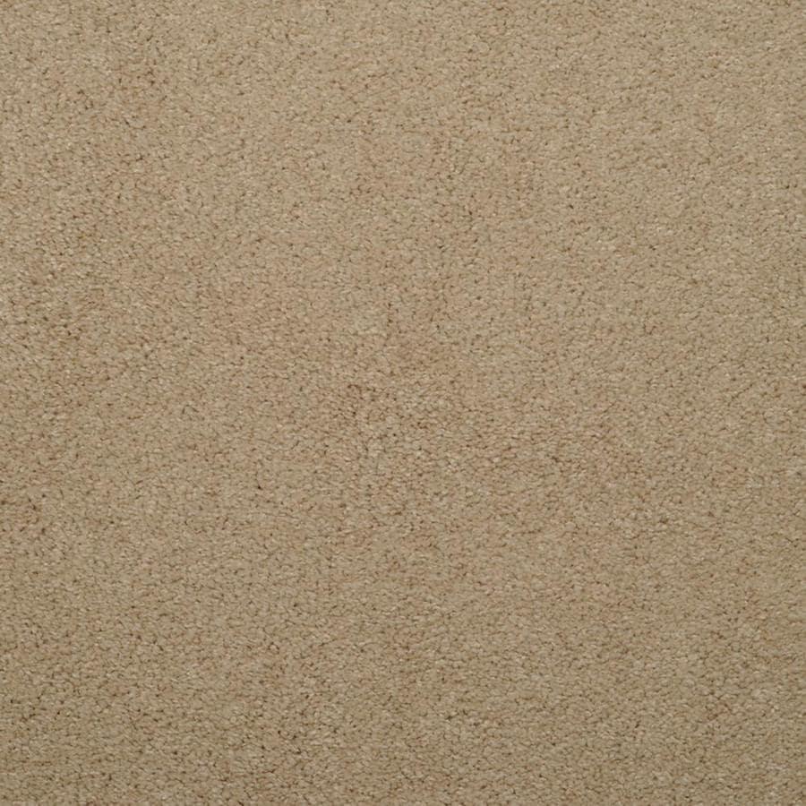 STAINMASTER TruSoft Luminosity 12-ft W x Cut-to-Length Cream/Beige/Almond Textured Interior Carpet