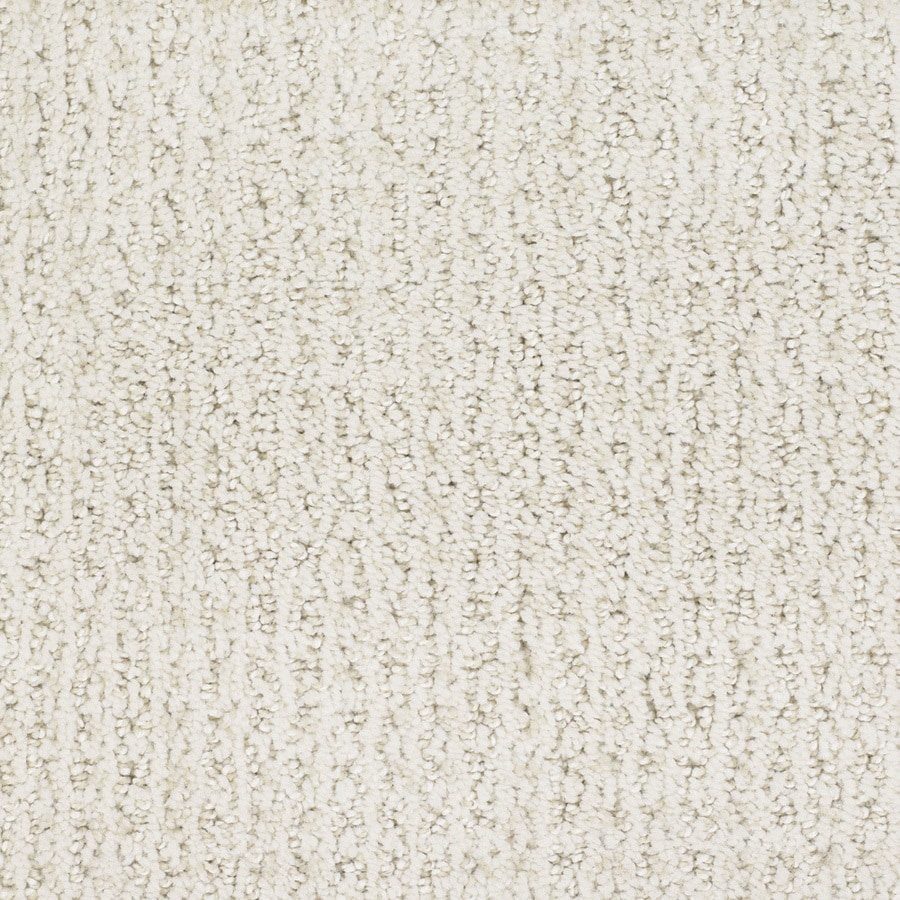 STAINMASTER TruSoft Salena Cream/Beige/Almond Interior Carpet