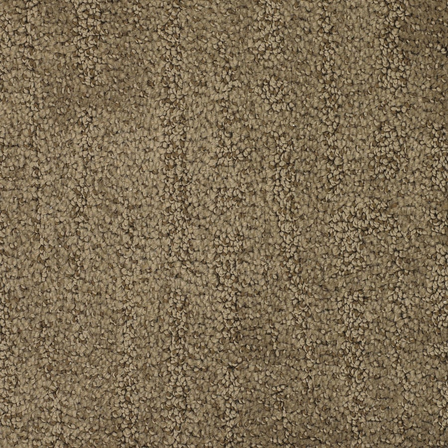 STAINMASTER Trusoft Regatta 12-ft W x Cut-to-Length Yellow/Gold Pattern Interior Carpet