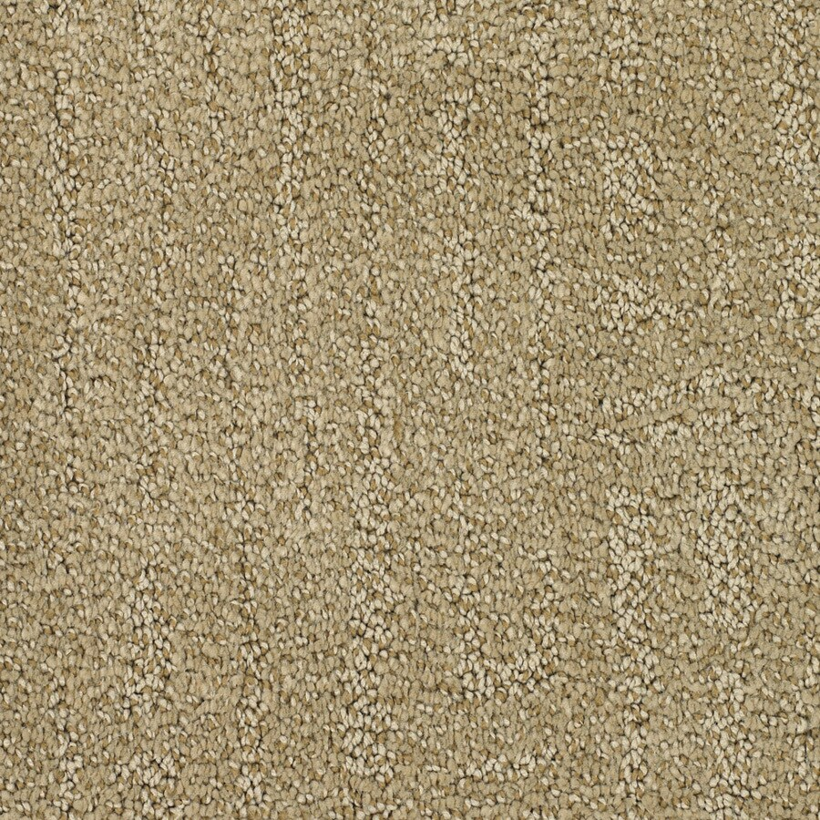 STAINMASTER Trusoft Regatta Yellow/Gold Interior Carpet