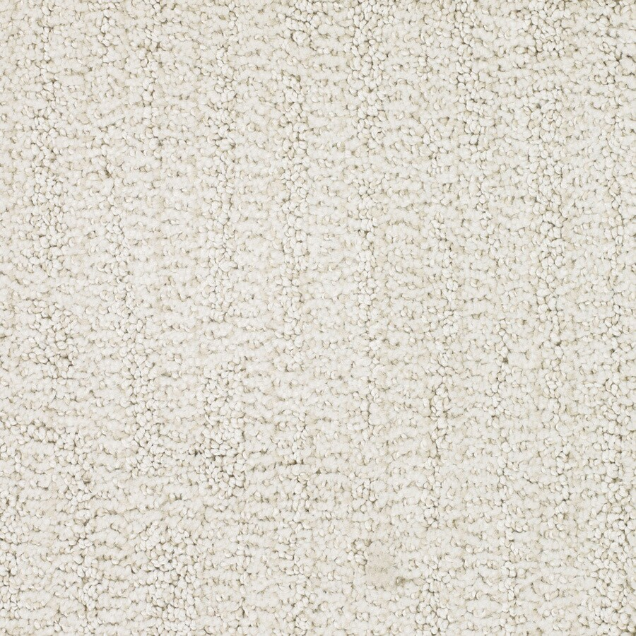 STAINMASTER TruSoft Regatta 12-ft W x Cut-to-Length Cream/Beige/Almond Pattern Interior Carpet