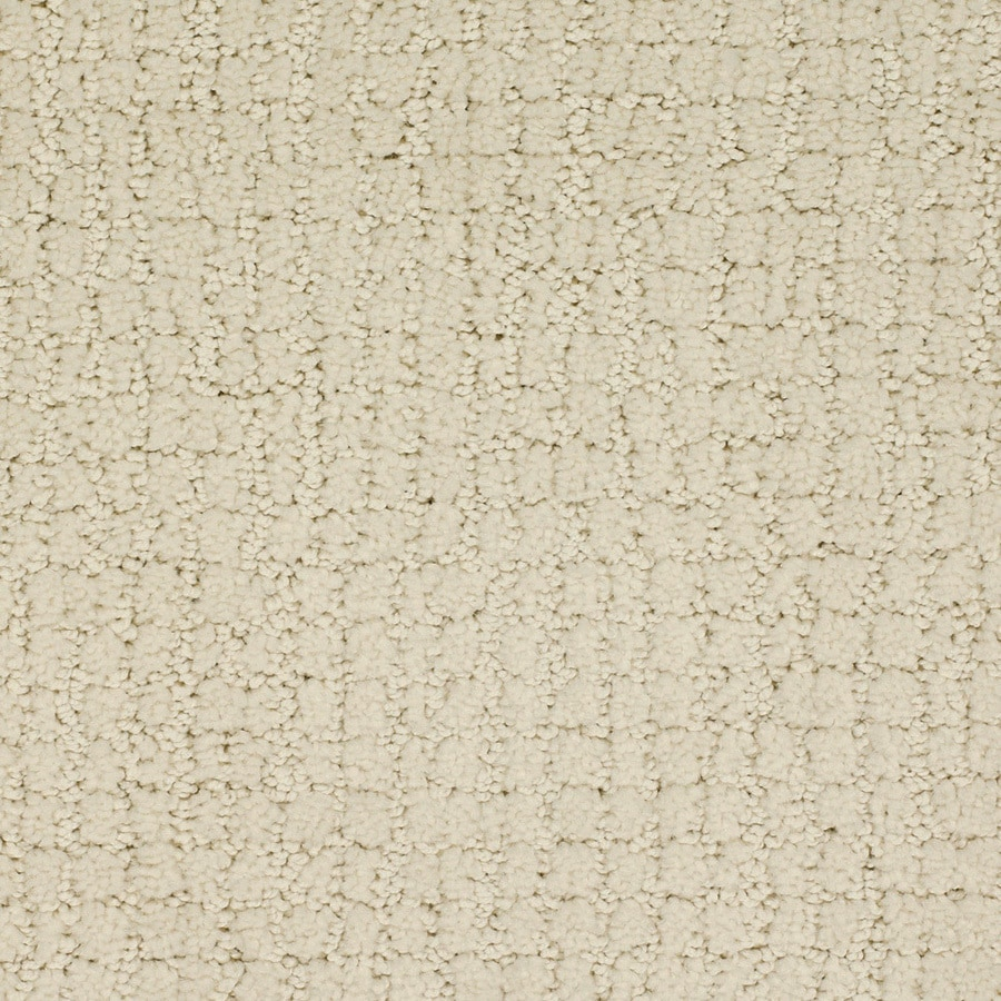 STAINMASTER Shimmer Rectangular Indoor Tufted Area Rug (Common: 4 x 6; Actual: 48-ft W x 72-ft L)