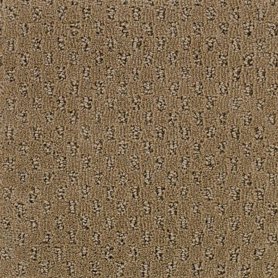 STAINMASTER PetProtect River Walk- Feature Buy 12-ft W x Cut-to-Length Cocoa Sand Pattern Interior Carpet