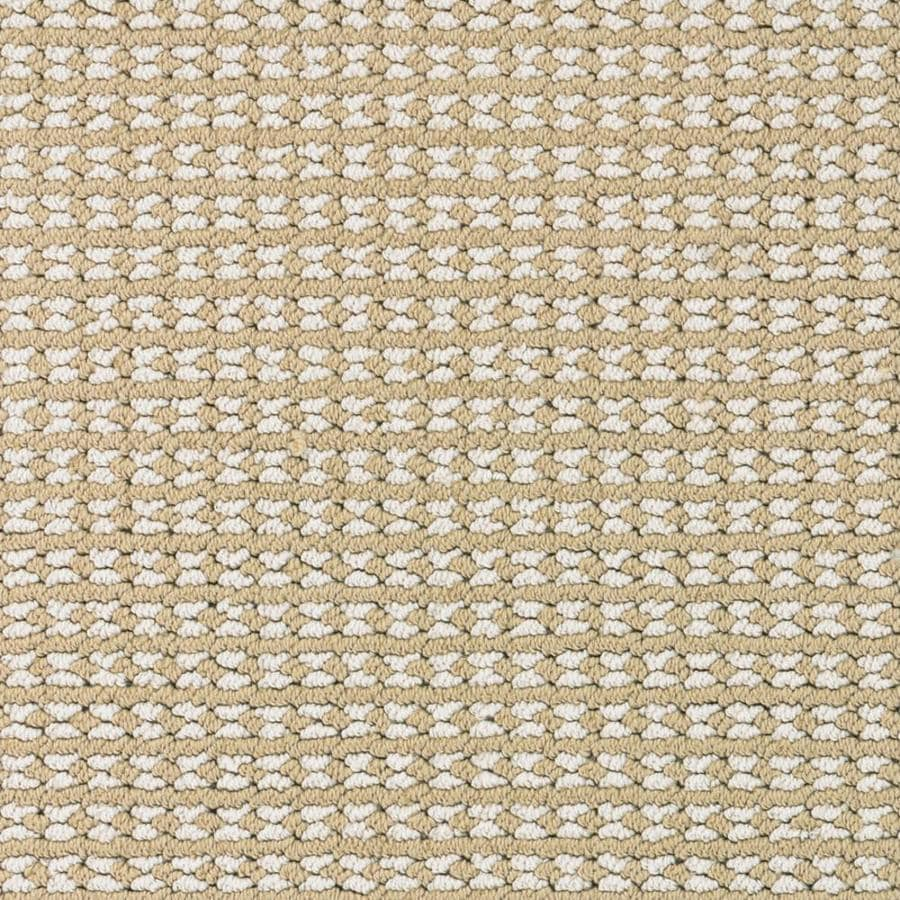 STAINMASTER PetProtect Secret Dream 12-ft W x Cut-to-Length Bahama Sand Pattern Interior Carpet