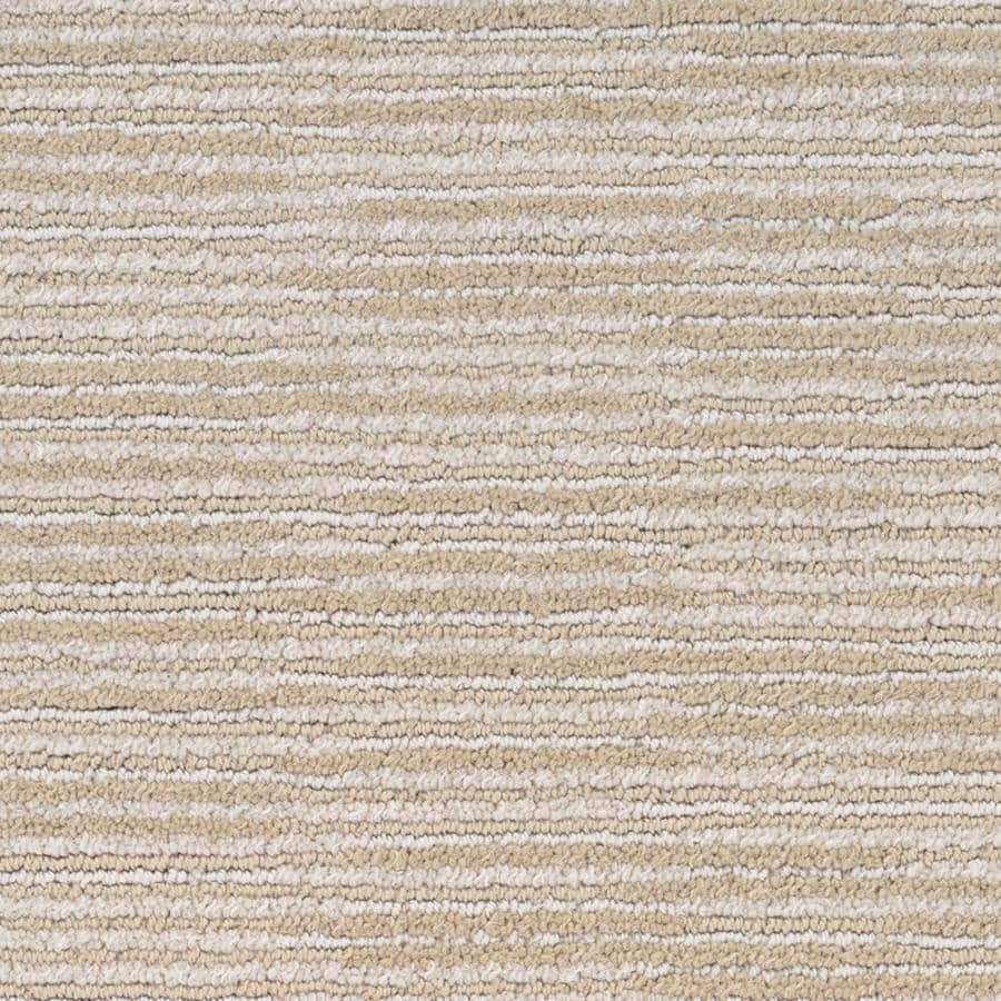 STAINMASTER PetProtect Plantation Cove 12-ft W Palmetto Pattern Interior Carpet