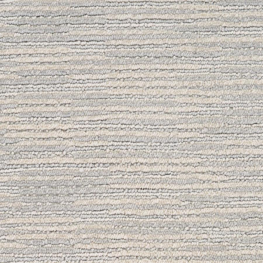 STAINMASTER PetProtect Plantation Cove 12-ft W Tribeca Pattern Interior Carpet