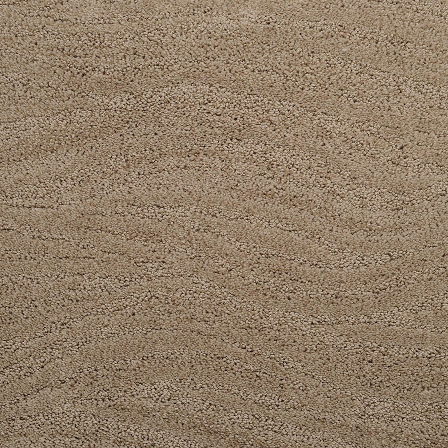 STAINMASTER Active Family Rutherford 12-ft W Saxophone Pattern Interior Carpet