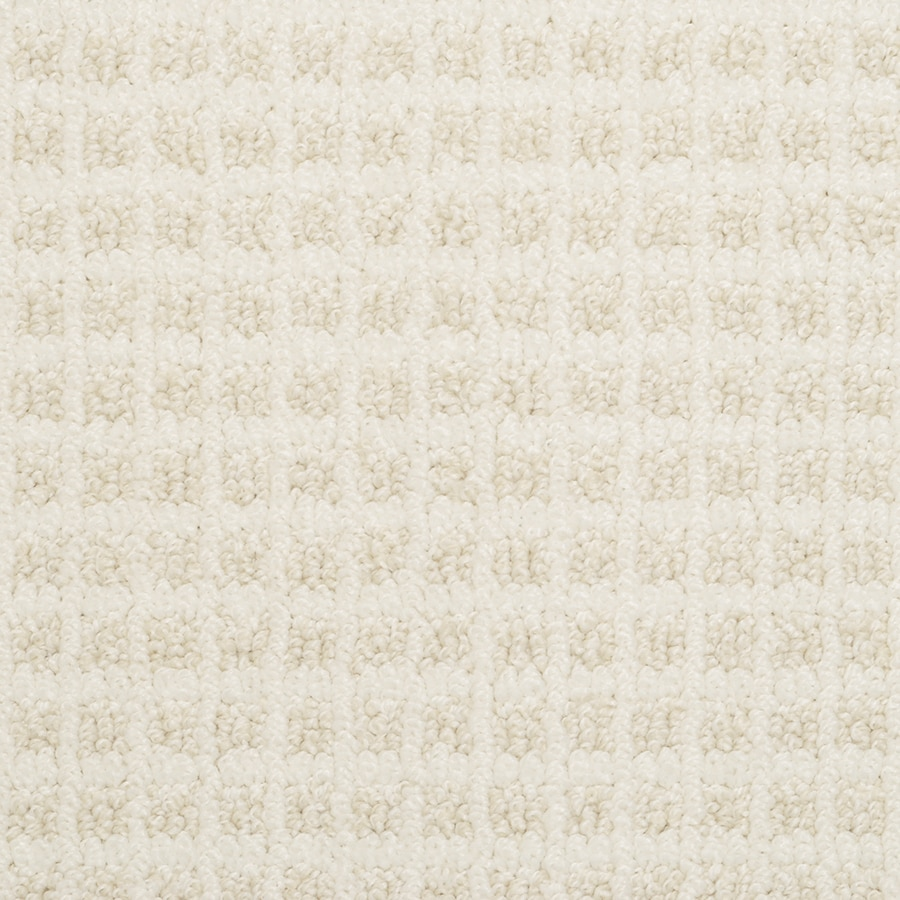 STAINMASTER Active Family Medford Milk Glass Pattern Interior Carpet