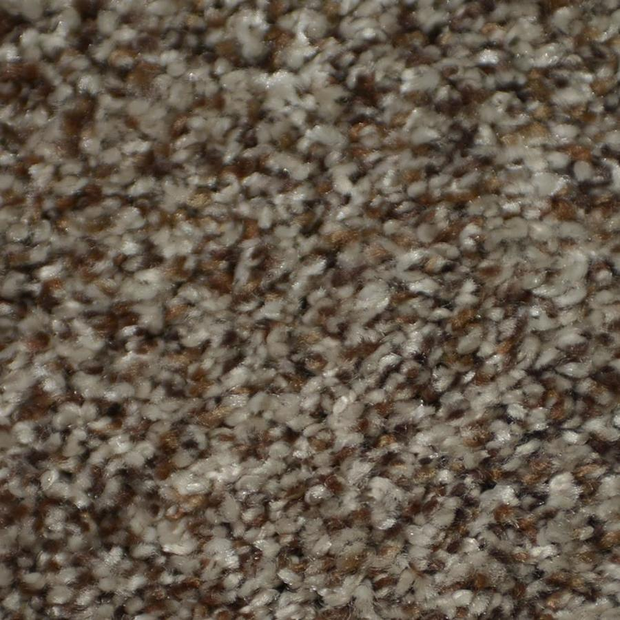 STAINMASTER Active Family Cinema 12-ft W x Cut-to-Length Seminole Textured Interior Carpet