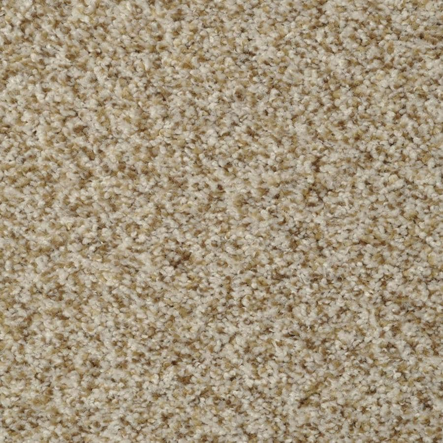 STAINMASTER Active Family Documentary 12-ft W Oyster Bay Textured Interior Carpet