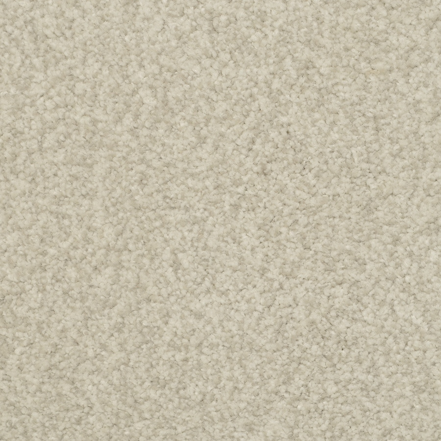 STAINMASTER Active Family Fiesta 12-ft W x Cut-to-Length Plover Textured Interior Carpet