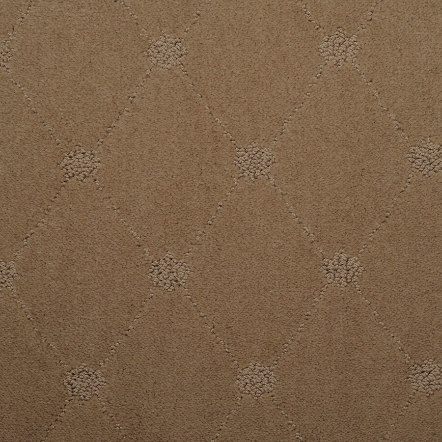 STAINMASTER TruSoft Hunts Corner Harmony Pattern Interior Carpet