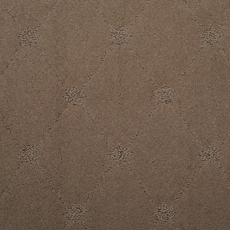 STAINMASTER TruSoft Hunts Corner Raffia Cut and Loop Indoor Carpet