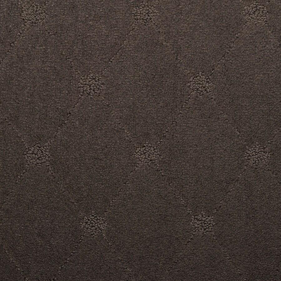 STAINMASTER TruSoft Hunts Corner Burlap Sack Cut and Loop Indoor Carpet