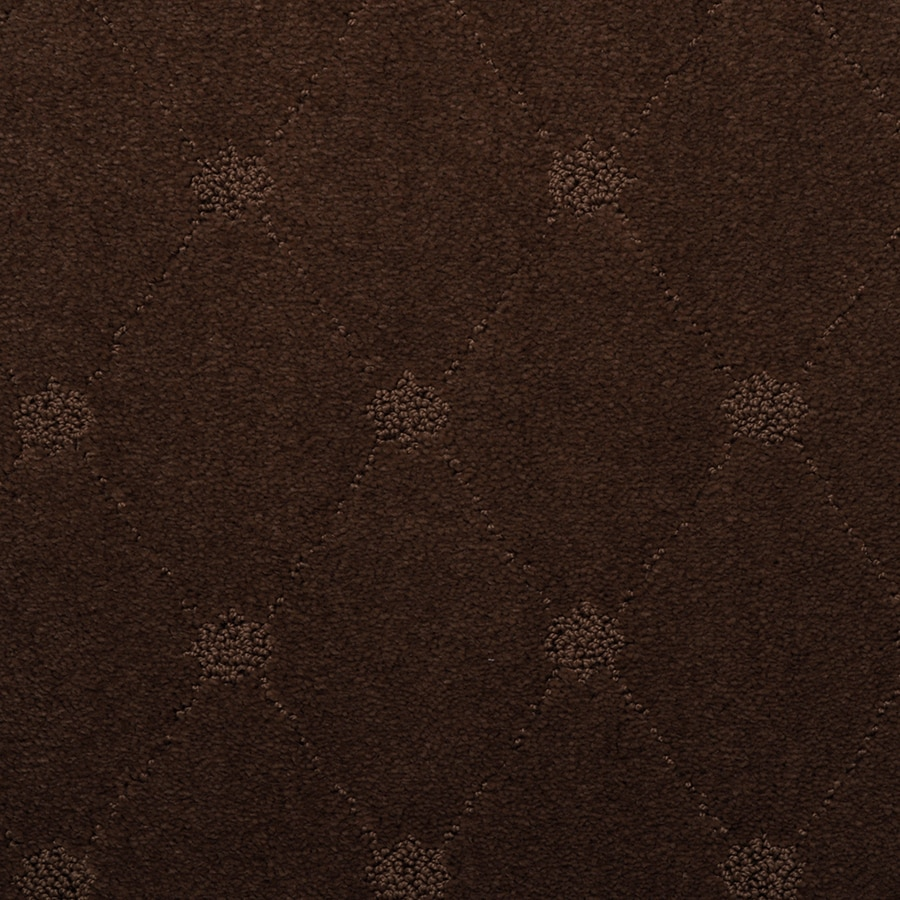 STAINMASTER TruSoft Hunts Corner 12-ft W x Cut-to-Length Babylon Pattern Interior Carpet