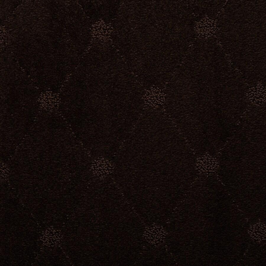 STAINMASTER TruSoft Hunts Corner 12-ft W x Cut-to-Length Neptune Pattern Interior Carpet