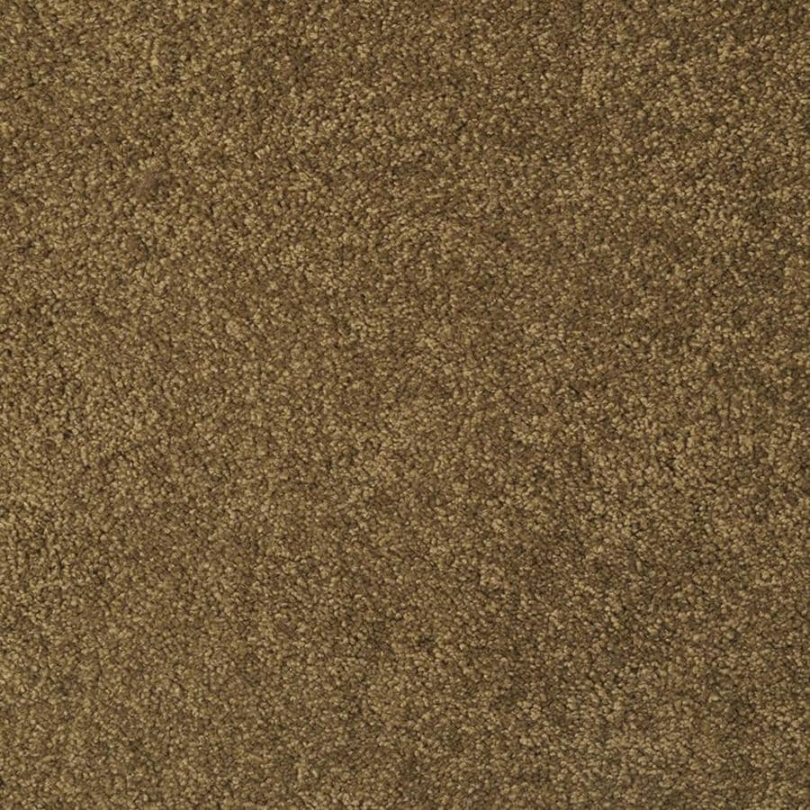 STAINMASTER Trusoft Best Of Class Boxwood Plush Interior Carpet
