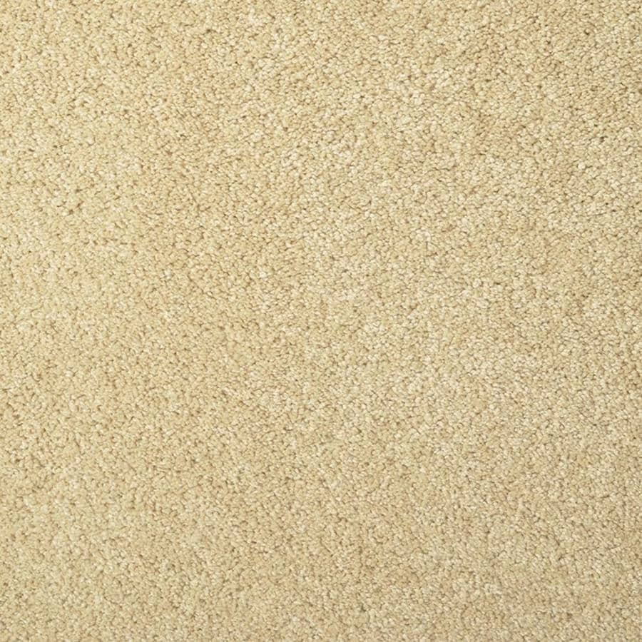 STAINMASTER TruSoft Best Of Class Sand Dollar Plush Interior Carpet