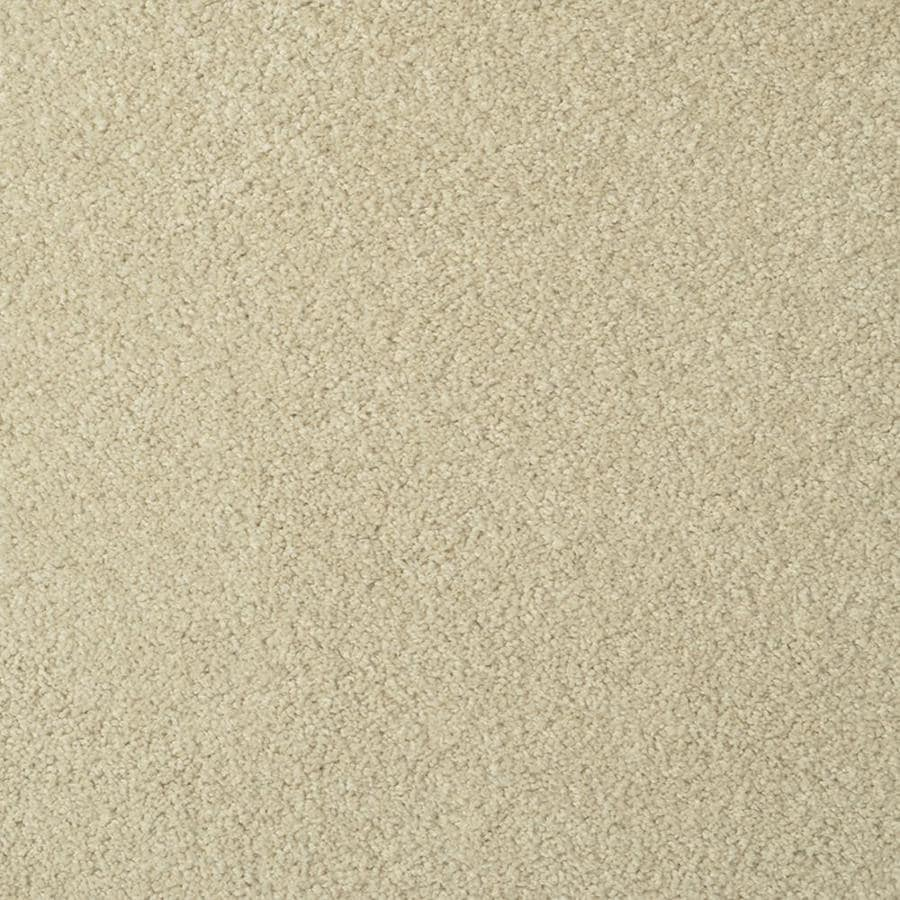 STAINMASTER TruSoft Best Of Class Pale Marguerite Plush Interior Carpet