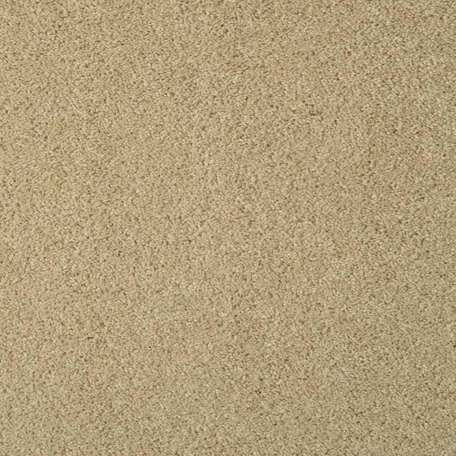 STAINMASTER Trusoft Best Of Class Wild Mushroom Plush Interior Carpet