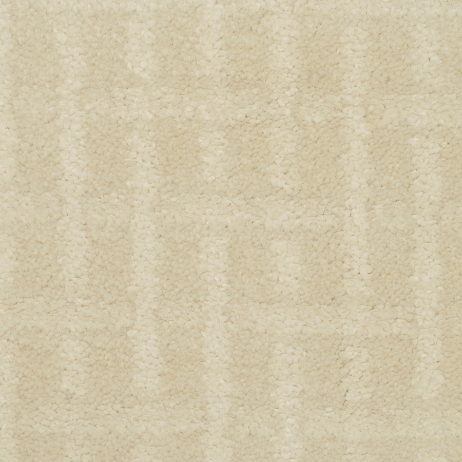 STAINMASTER TruSoft Chateau Avalon Spanish Stone Cut and Loop Indoor Carpet