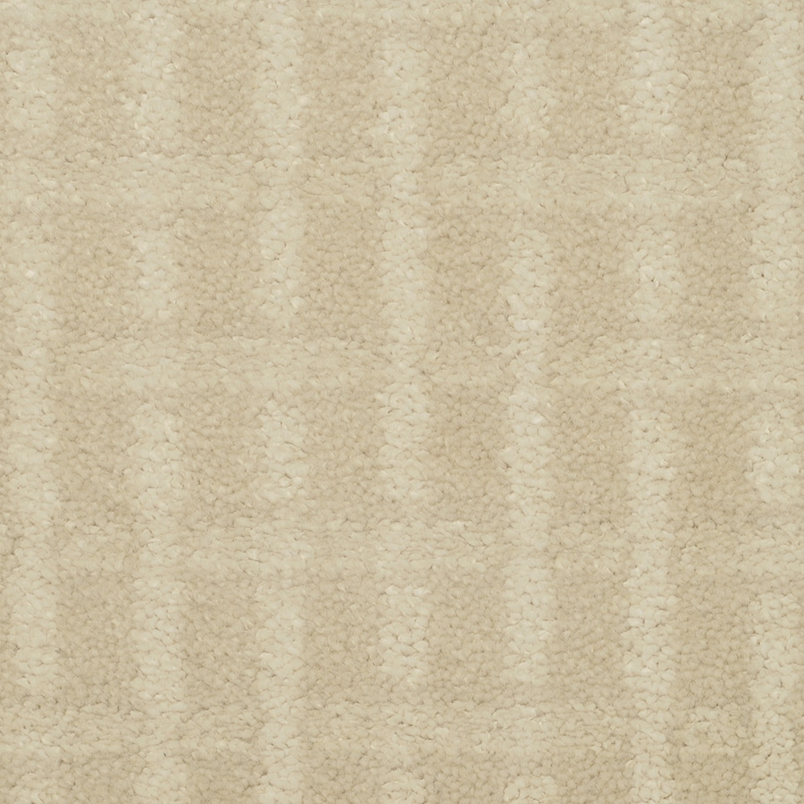 STAINMASTER TruSoft Chateau Avalon Slicker Cut and Loop Indoor Carpet