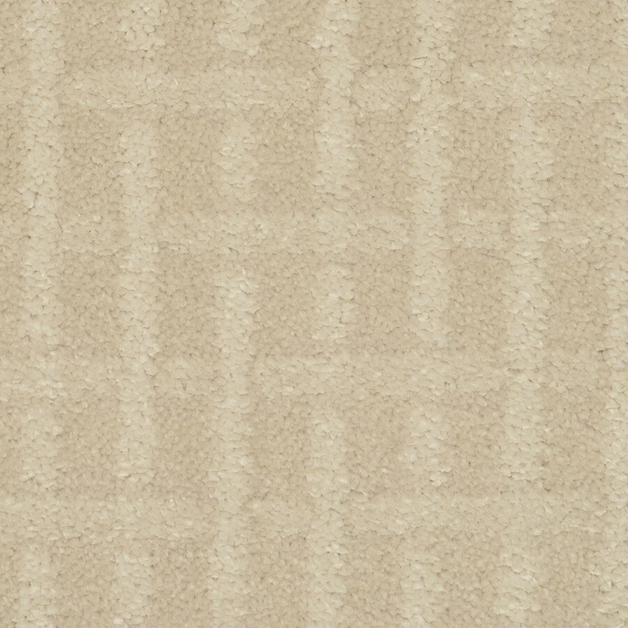 STAINMASTER Trusoft Chateau Avalon Chinchilla Interior Carpet