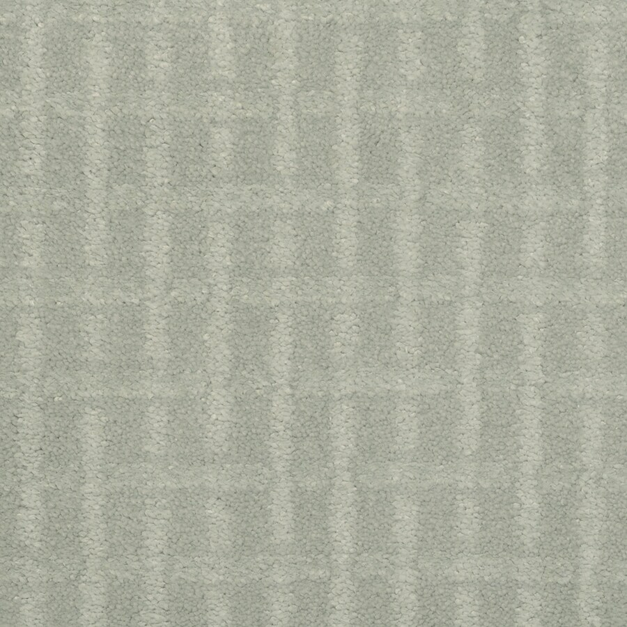 STAINMASTER TruSoft Chateau Avalon Pinwale Cut and Loop Indoor Carpet