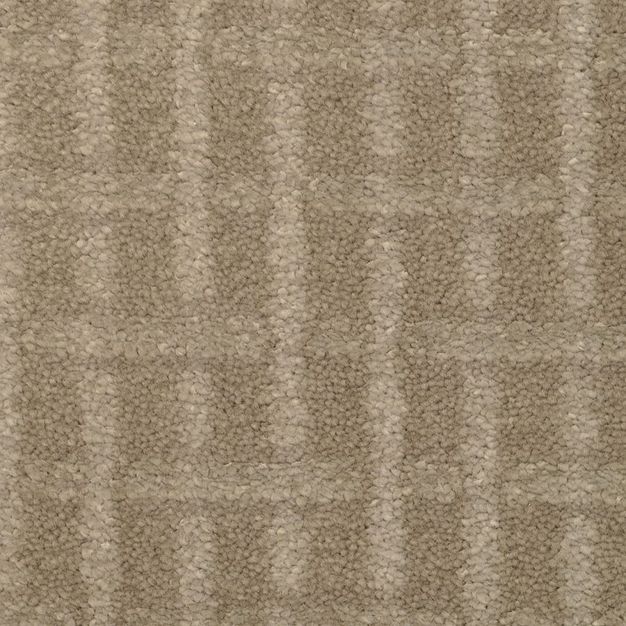 STAINMASTER Trusoft Chateau Avalon Arrow Wood Interior Carpet