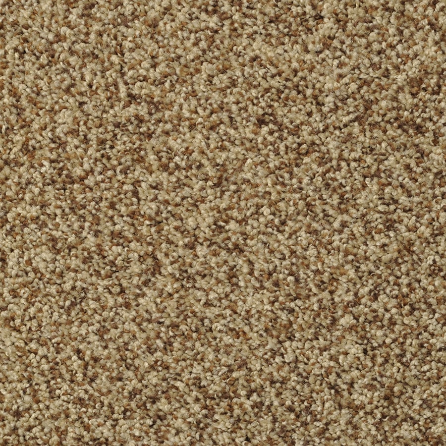 STAINMASTER On Broadway Henna Rectangular Indoor Tufted Area Rug (Common: 8 x 10; Actual: 96-in W x 120-in L)