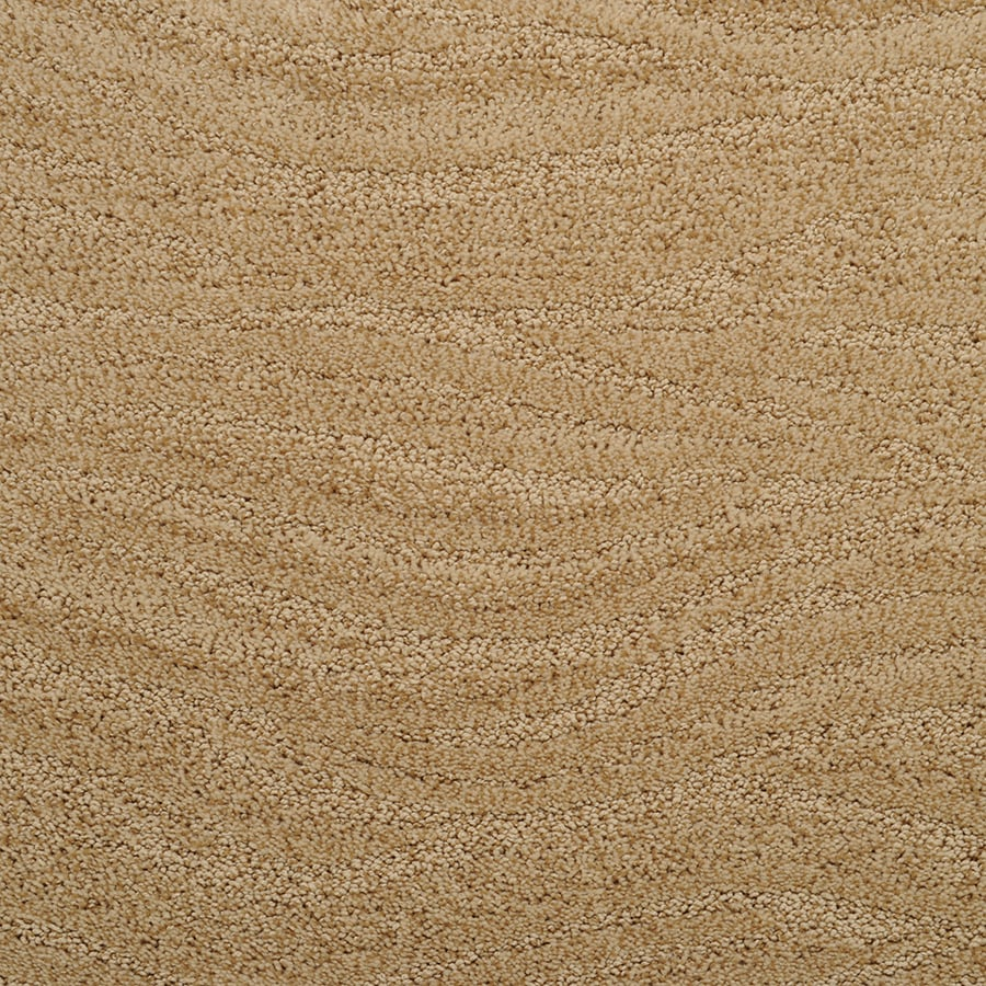 STAINMASTER Rutherford Wheat Straw Rectangular Indoor Tufted Area Rug (Common: 6 x 9; Actual: 72-in W x 108-in L)