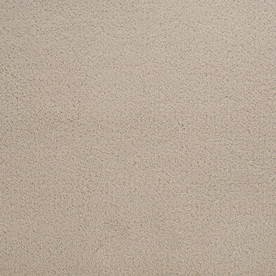 STAINMASTER Capri Place Nutria Rectangular Indoor Area Rug (Common: 6 x 9; Actual: 6-ft W x 9-ft L)