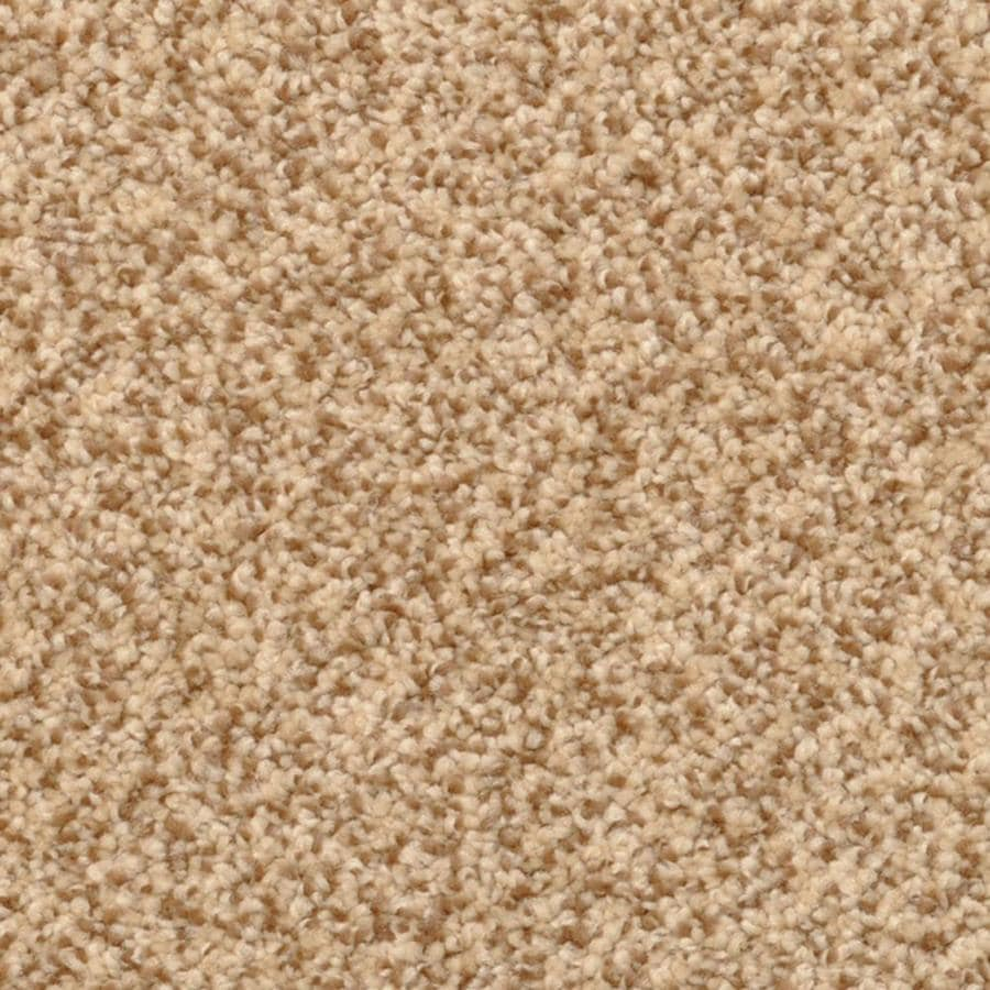 STAINMASTER PetProtect Excursion 12-ft W x Cut-to-Length Largo Shag/Frieze Interior Carpet