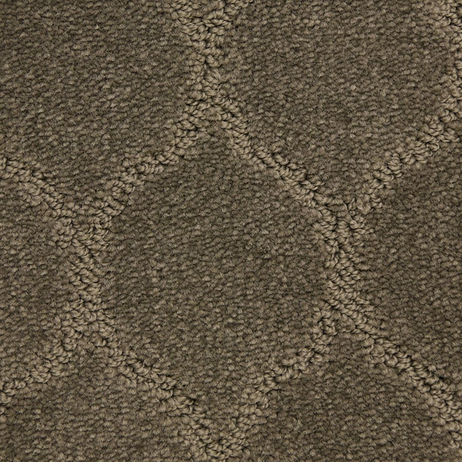STAINMASTER PetProtect Iconic 12-ft W x Cut-to-Length Ambient Pattern Interior Carpet