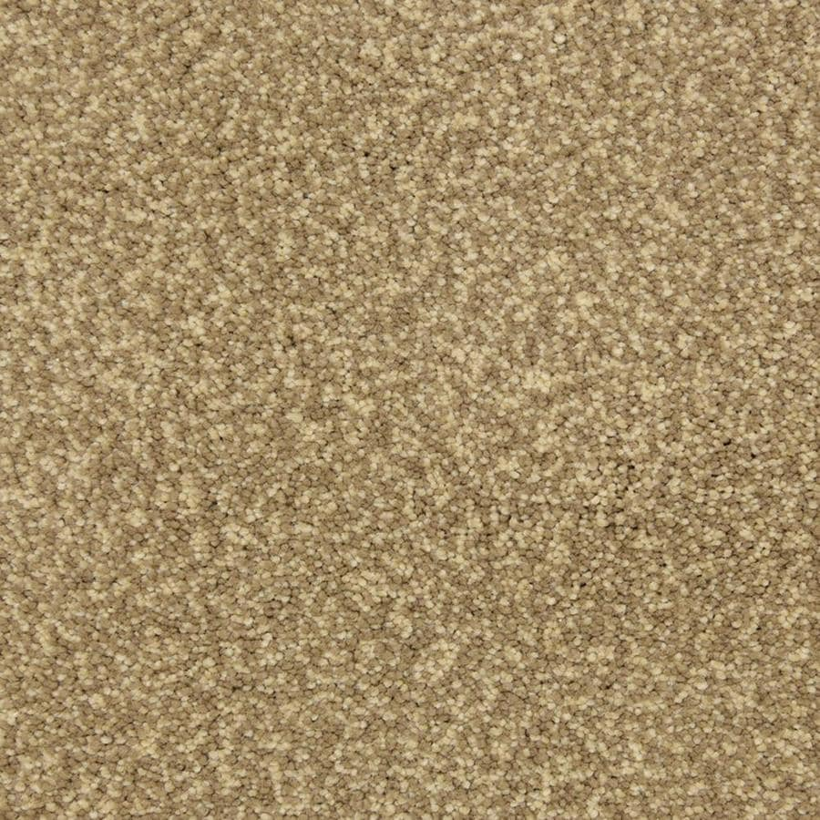 STAINMASTER PetProtect Hypnotized 12-ft W x Cut-to-Length Sandbar Shag/Frieze Interior Carpet