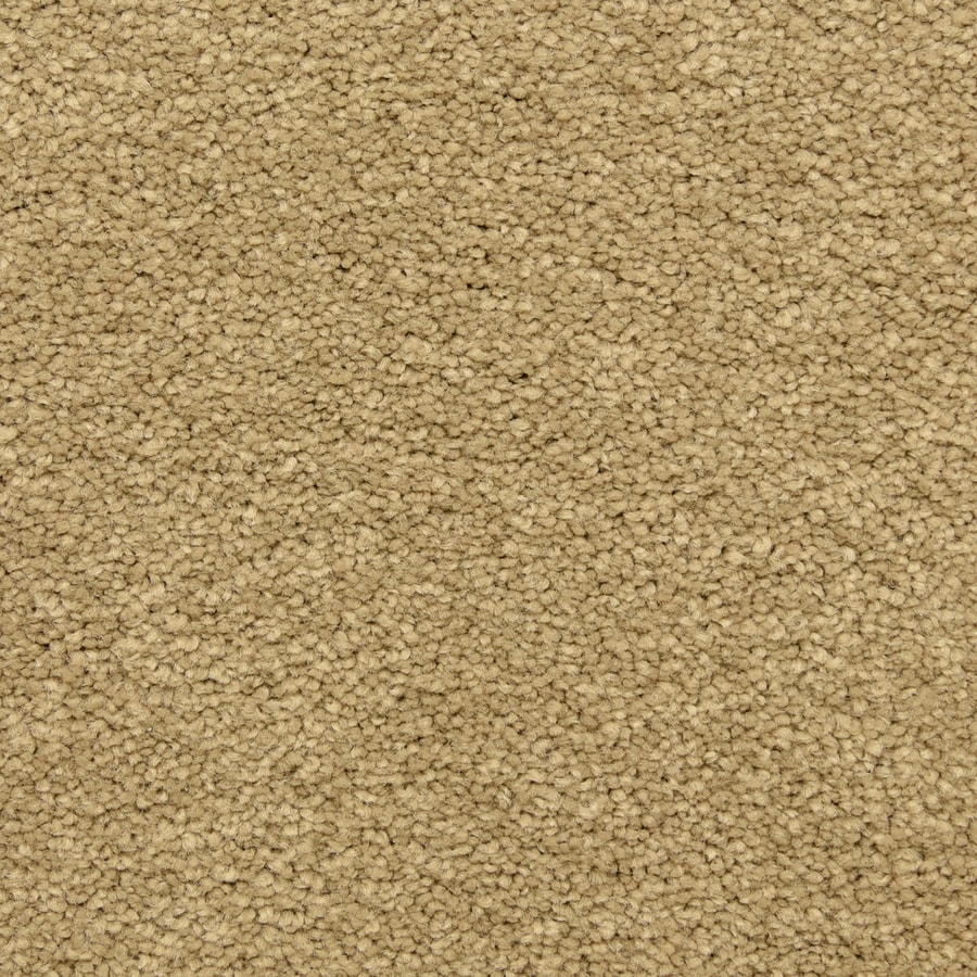 STAINMASTER LiveWell Classified 12-ft W x Cut-to-Length Gilded Glamour Textured Interior Carpet