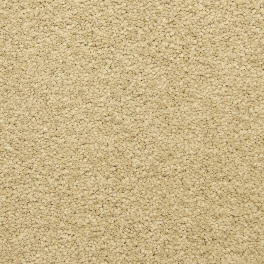 STAINMASTER LiveWell Classified 12-ft W x Cut-to-Length Cambric Textured Interior Carpet