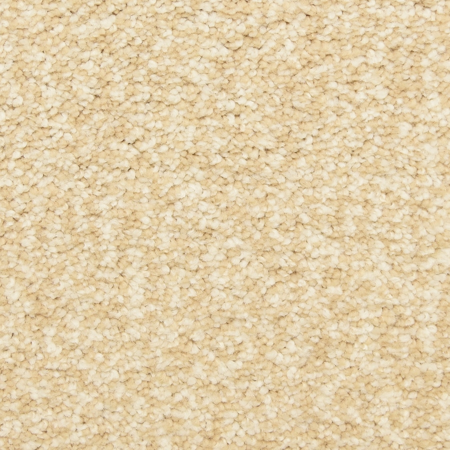 STAINMASTER LiveWell Grandstand 12-ft W x Cut-to-Length Cherrish Textured Interior Carpet