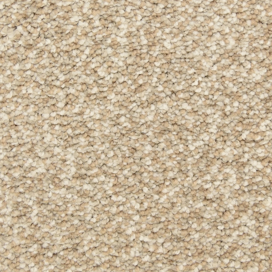 STAINMASTER LiveWell Grandstand 12-ft W x Cut-to-Length Last Chance Textured Interior Carpet