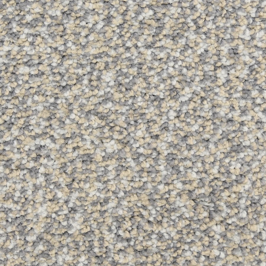 STAINMASTER LiveWell Grandstand 12-ft W x Cut-to-Length Bahama Textured Interior Carpet