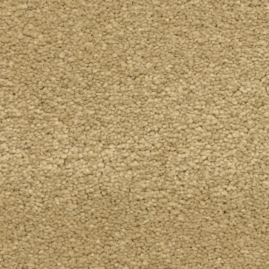 STAINMASTER LiveWell Hush-Hush 12-ft W x Cut-to-Length Rapunzle Textured Interior Carpet