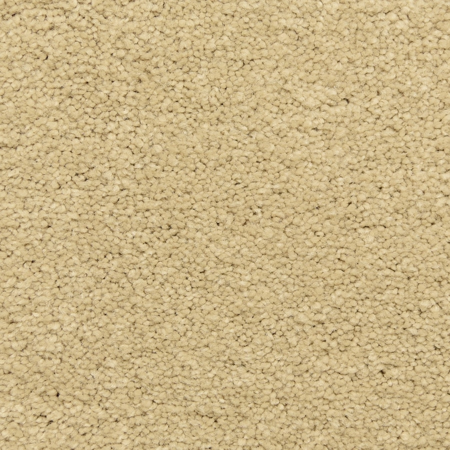 STAINMASTER LiveWell Hush-Hush 12-ft W x Cut-to-Length Enchanted Textured Interior Carpet