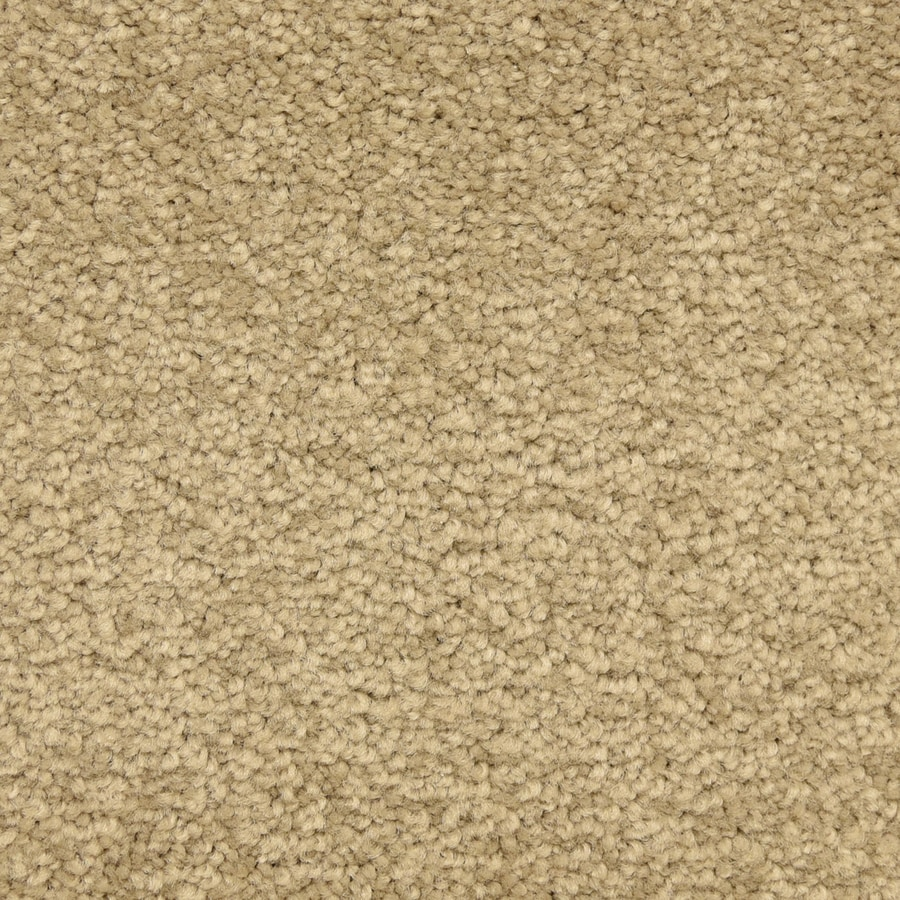 STAINMASTER LiveWell Hush-Hush 12-ft W x Cut-to-Length Hansel Textured Interior Carpet