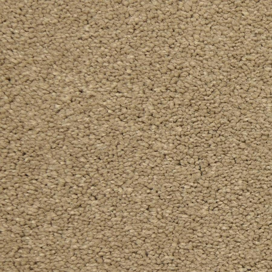 STAINMASTER LiveWell Hush-Hush 12-ft W x Cut-to-Length Beanstalk Textured Interior Carpet