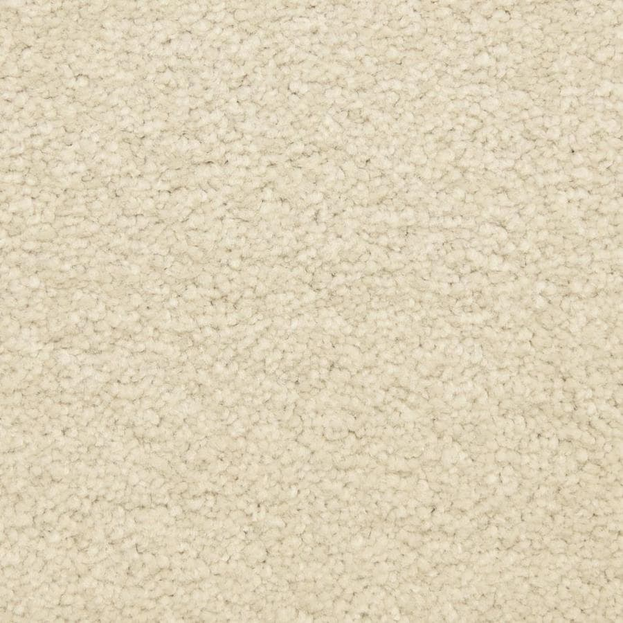 STAINMASTER LiveWell Fairy-Tale Snow White Textured Interior Carpet
