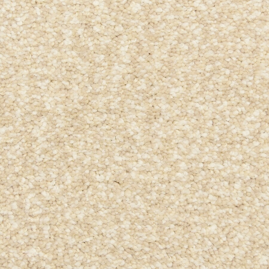STAINMASTER LiveWell Festivity 12-ft W x Cut-to-Length Breeze Textured Interior Carpet